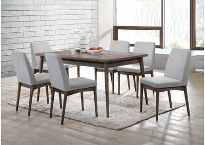 Image for White Dining Chair