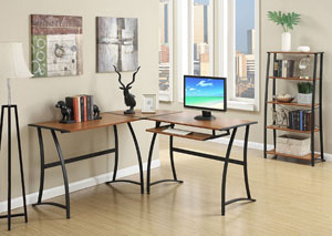 3 PC Metal Workstation 3 PC Workstation