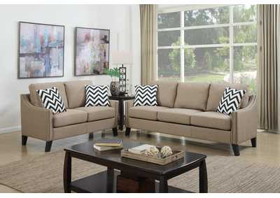 Sand 2 Piece Sofa Set