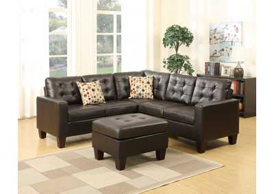 Carmine 2 PC Sectional Sofa