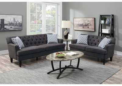 Slate 2 PC Sofa Set