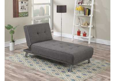 Slate Adjustable Chaise