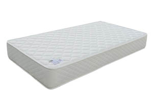 White Eastern King Mattress