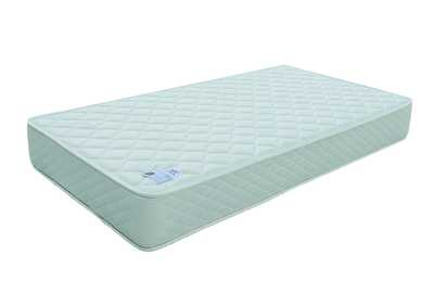 White Full Mattress