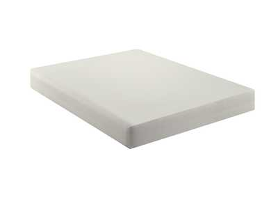 White Full Memory Foam Mattress