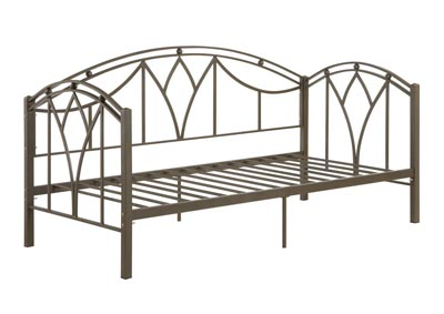 Black Metal Day Bed