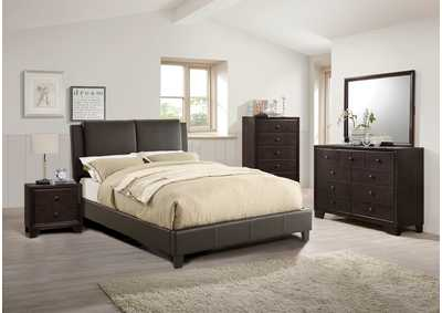 Image for Brown California King Bed