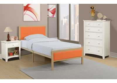 Citrus Twin Bed