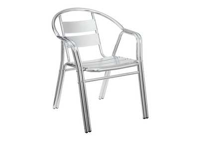 Image for Silver Outdoor Chair