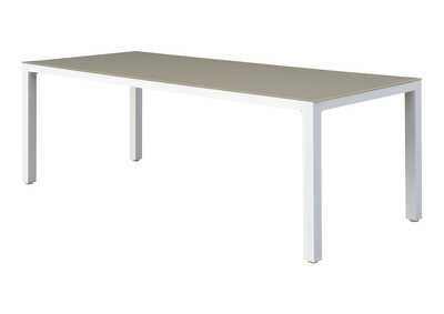 Image for White Outdoor Table