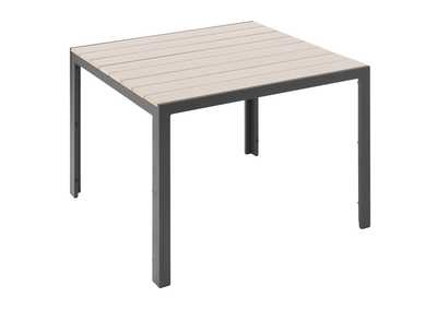 Image for Beige Outdoor Table