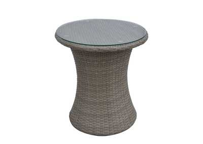 Light Brown Side Table