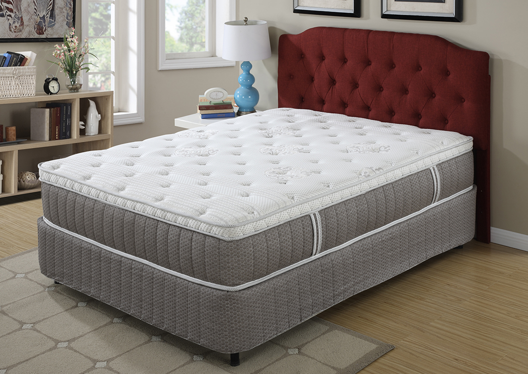 """direct mattress & furniture - new rochelle, ny 12"""" comet euro top"""