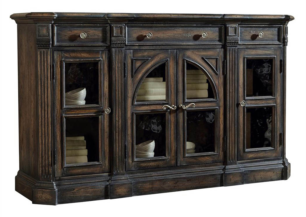 Accentrics Home Delmar Sideboard,Pulaski Furniture