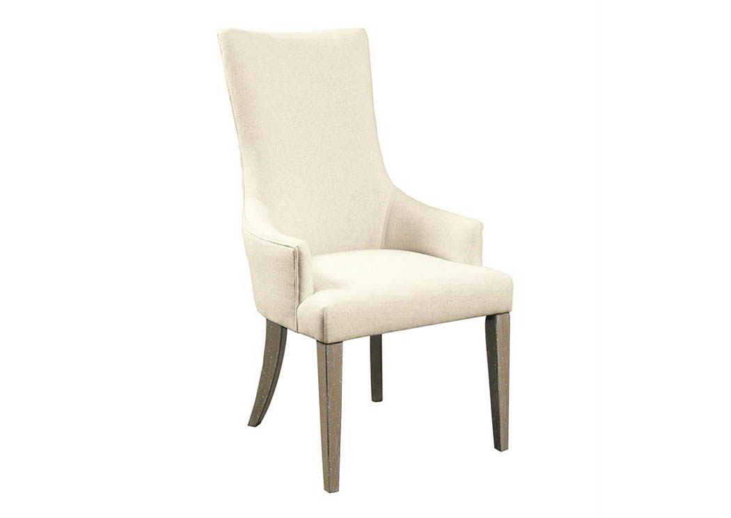 Accentrics Home Zona Arm Chair,Pulaski Furniture