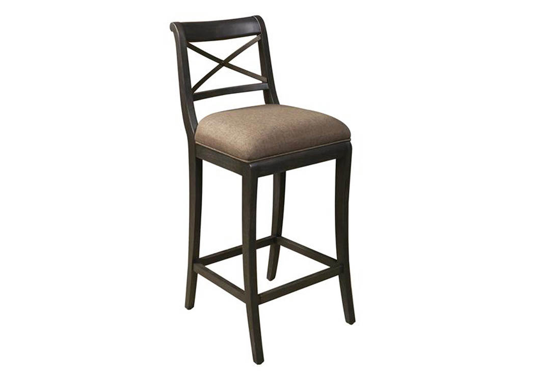 Vintage Tempo Bar Stool (Set of 2),Pulaski Furniture