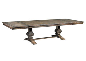 Brown Desdemona Dining Table