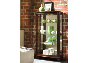 Mantel Brown Curio