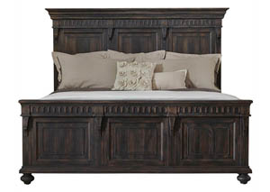 Kentshire King Panel Bed