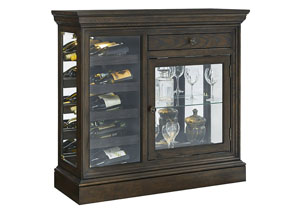 Brown Wine Console