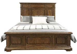 Image for Reddington California King Panel Bed