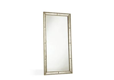 Farrah Tan Floor Mirror