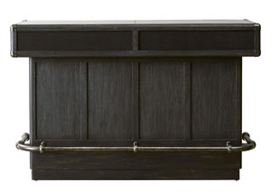 Image for Vintage Tempo Dark Wood Bar