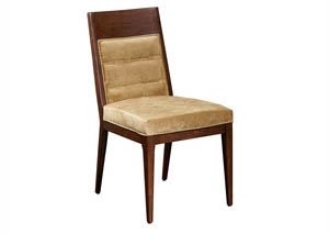 Modern Harmony Upholstered Side Chair