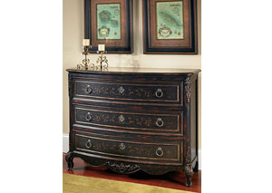 Brown Drawer Chest