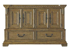 Image for Stratton Oak Sideboard