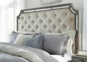 Karissa King/California King Upholstered Headboard
