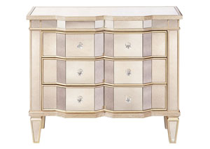 Image for Marquis Metallic Accent Chest