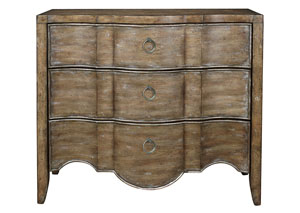 Brown Accent Chest
