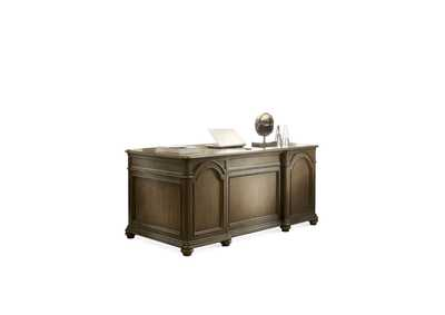 Belmeade Oak Executive Desk