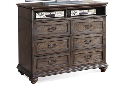 Belmeade Oak Entertainment Chest