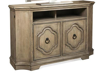 Corinne Hardwood & Acacia Media Chest