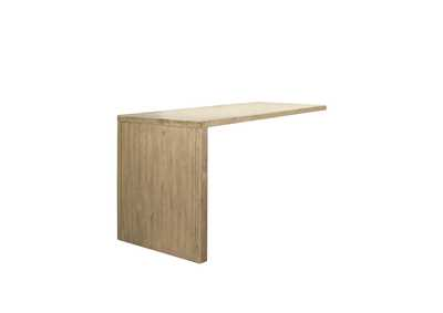 Perspectives Beige Return Desk