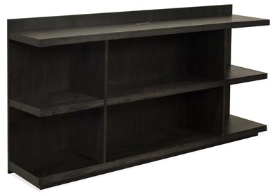 Perspectives Black Peninsula Bookcase