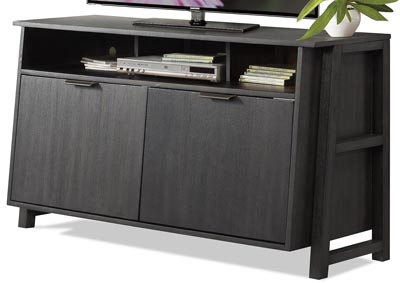 Perspectives Black Entertainment Console