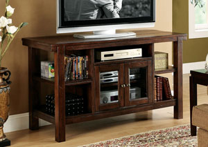 Castlewood Warm Tobacco Console