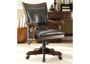 Castlewood Warm Tobacco Desk Chair