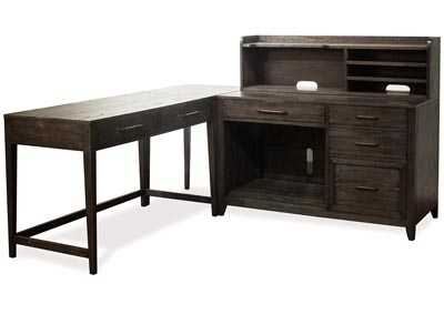 Vogue Umber Corner Unit