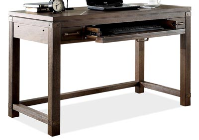Promenade Warm Cocoa Writing Desk