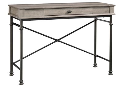 Canal Street Brown Console Desk