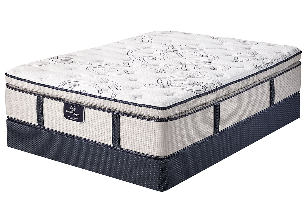 Goodwyn Super Pillow Top Queen Mattress,Serta Mattress