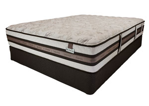 iSeries Bellagio Azzura Firm Full Mattress
