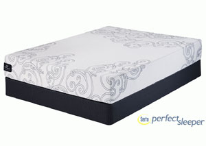 Perfect Sleeper Kellerman Gel Memory Foam Queen Mattress