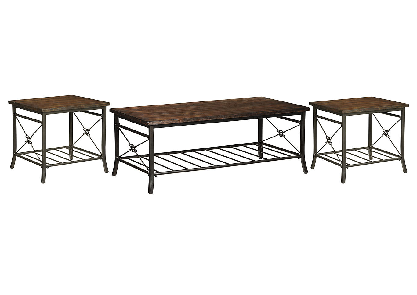 Ainsley Occasional Table (Set of 3),Standard