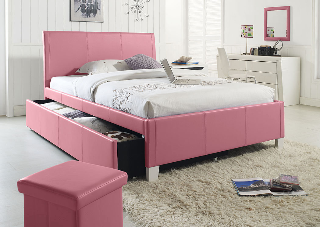 . Nationwide Mattress   Furniture Warehouse Fantasia Bright Pink