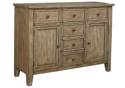 Image for Vintage Gray Sideboard